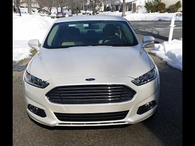 2016 Ford Fusion lease in Parsippany,NJ - Swapalease.com