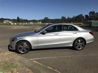 2015 Mercedes-Benz C-Class lease in Windsor,CA - Swapalease.com