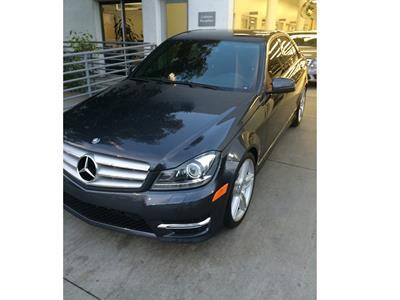 2013 Mercedes-Benz C-Class lease in Huntington Beach,CA - Swapalease.com