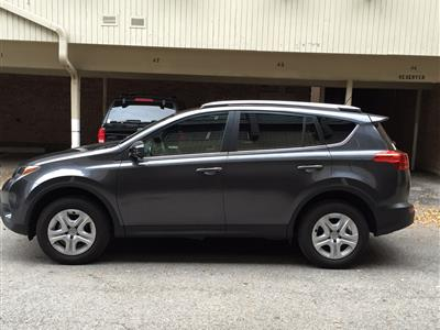 2015 Toyota RAV4 lease in Houston,TX - Swapalease.com