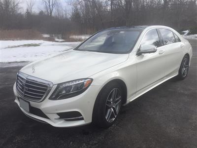 2015 Mercedes-Benz S-Class lease in Bannockburn,IL - Swapalease.com