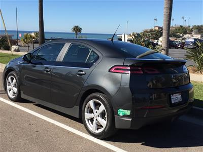 2014 Chevrolet Volt lease in San Marcos,CA - Swapalease.com