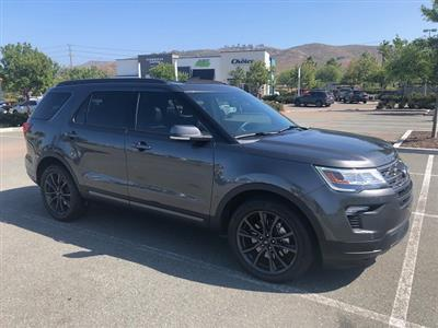 2018 Ford Explorer lease in San Diego,CA - Swapalease.com