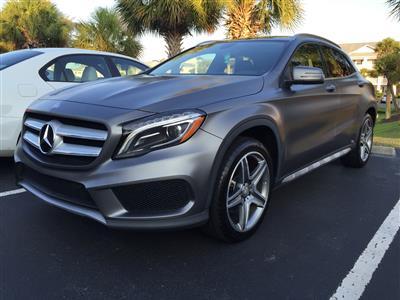 2015 Mercedes-Benz GLA-Class lease in Myrtle Beach,SC - Swapalease.com