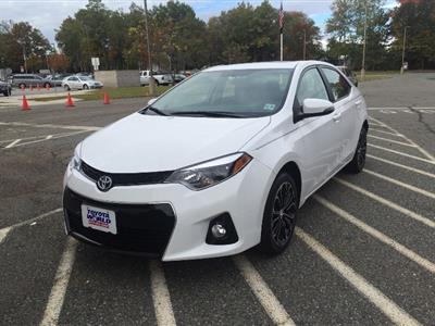 2016 Toyota Corolla lease in Hardyston,NJ - Swapalease.com