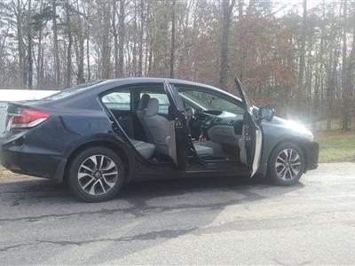 2014 Honda Civic lease in martinsville,VA - Swapalease.com