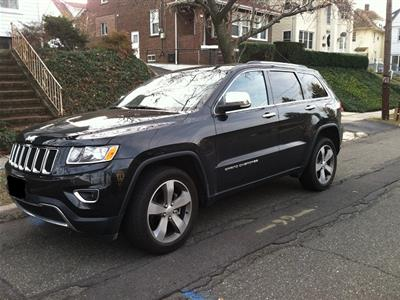 2014 Jeep Grand Cherokee lease in Nutley,NJ - Swapalease.com