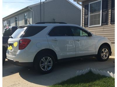 2014 Chevrolet Equinox lease in Toms River,NJ - Swapalease.com