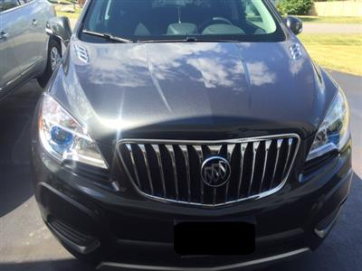 2016 Buick Encore lease in Wonder Lake,IL - Swapalease.com