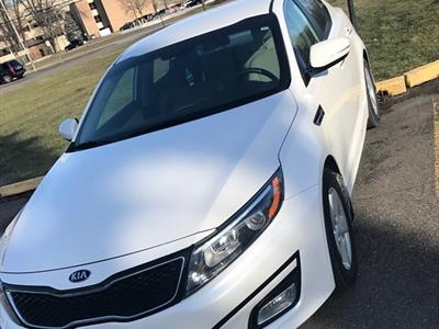 2015 Kia Optima lease in Detroit,MI - Swapalease.com