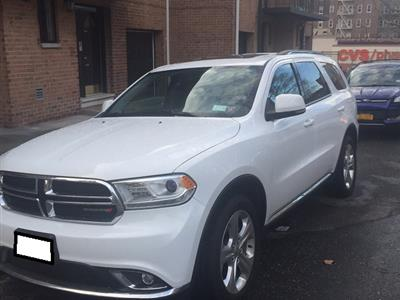 2015 Dodge Durango lease in New Rochelle,NY - Swapalease.com