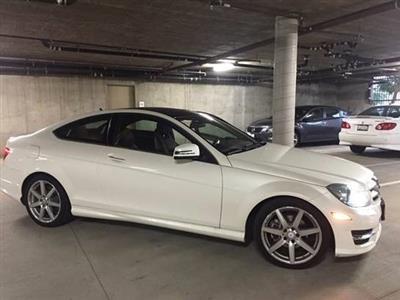 2013 Mercedes-Benz C-Class lease in Carson,CA - Swapalease.com