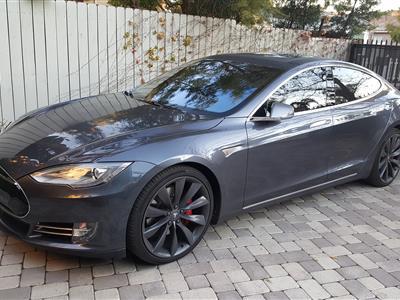 2015 Tesla Model S lease in studio city,CA - Swapalease.com