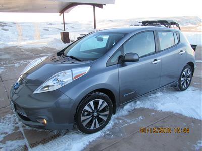 2015 Nissan LEAF lease in Peoa,UT - Swapalease.com