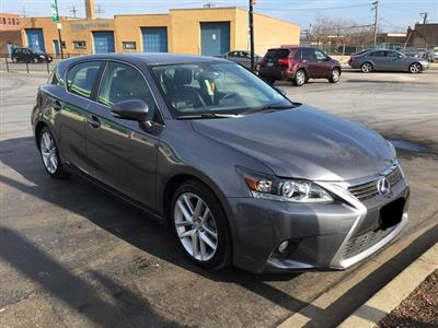 2014 Lexus CT 200h lease in Chicago,IL - Swapalease.com