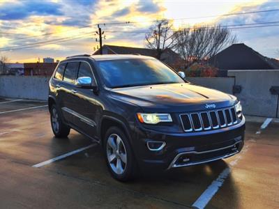 2014 Jeep Grand Cherokee lease in Houston ,TX - Swapalease.com