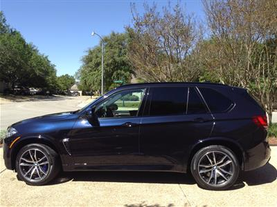 2016 BMW X5 M lease in San Antontio,TX - Swapalease.com