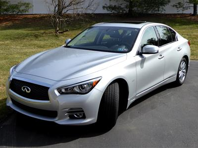 2014 Infiniti Q50 lease in Warminster,PA - Swapalease.com