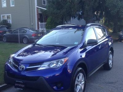 2014 Toyota RAV4 lease in Bloomingdalee,NJ - Swapalease.com