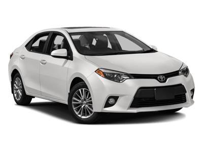 2016 Toyota Corolla lease in San Jose ,CA - Swapalease.com