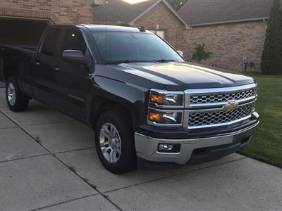 2015 Chevrolet Silverado 1500 lease in Clinton Township,MI - Swapalease.com
