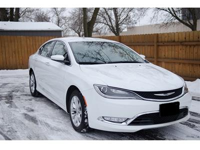 2015 Chrysler 200 lease in Edina,MN - Swapalease.com