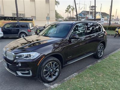 2015 BMW X5 lease in Kailua,HI - Swapalease.com