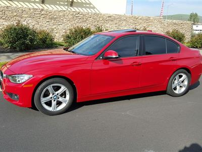 2014 BMW 3 Series lease in Brentwood ,CA - Swapalease.com