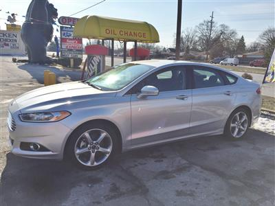 2015 Ford Fusion lease in Dearborn,MI - Swapalease.com