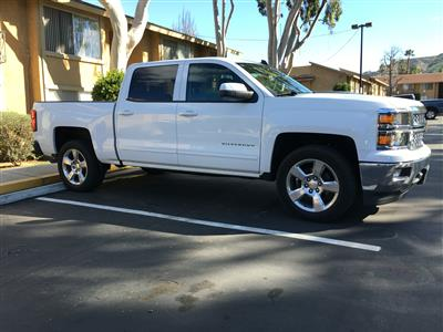 2015 Chevrolet Silverado 1500 lease in Grand Terrace,CA - Swapalease.com