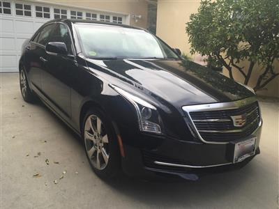 2015 Cadillac ATS lease in SHERMAN OAKS,CA - Swapalease.com