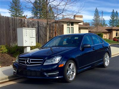 2014 Mercedes-Benz C-Class lease in Jackson,CA - Swapalease.com