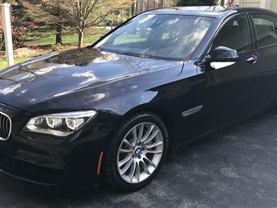 2015 BMW 7 Series lease in Hampton,NH - Swapalease.com