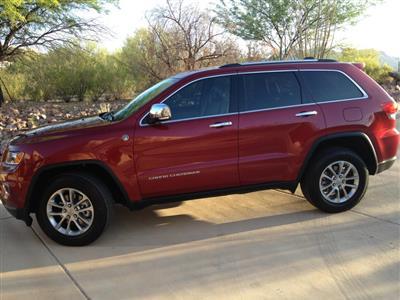 2014 Jeep Grand Cherokee lease in Pinckney,MI - Swapalease.com