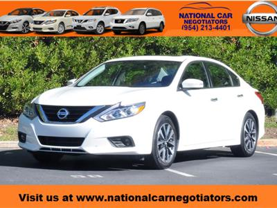 2017 Nissan Altima lease in Ft. Lauderdale,FL - Swapalease.com
