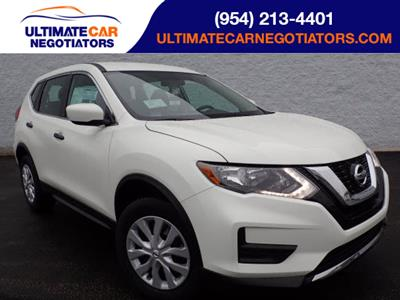 2017 Nissan Rogue lease in Ft. Lauderdale,FL - Swapalease.com