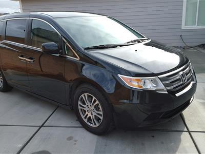 2013 Honda Odyssey lease in St George,UT - Swapalease.com