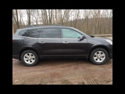2014 Chevrolet Traverse lease in zion grove,PA - Swapalease.com