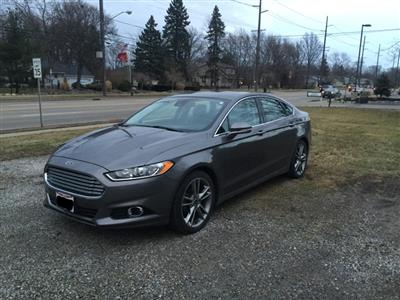 2013 Ford Fusion lease in Strongsville,OH - Swapalease.com