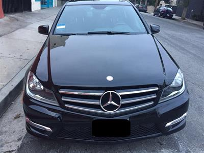2014 Mercedes-Benz C-Class lease in Los Angeles,CA - Swapalease.com
