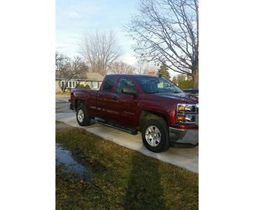 2014 Chevrolet Silverado 1500 lease in st clair shores,MI - Swapalease.com