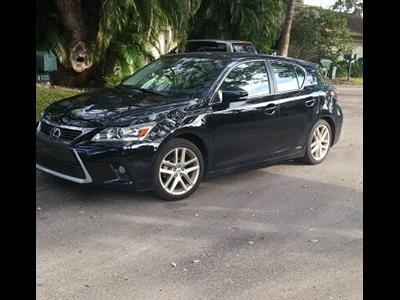 2015 Lexus CT 200h lease in Holywood,FL - Swapalease.com