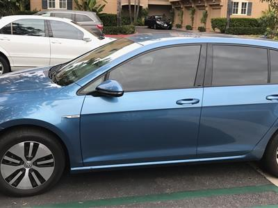 2015 Volkswagen e-Golf lease in Irvine,CA - Swapalease.com