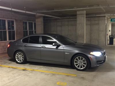 2014 BMW 5 Series lease in Springfield,NJ - Swapalease.com