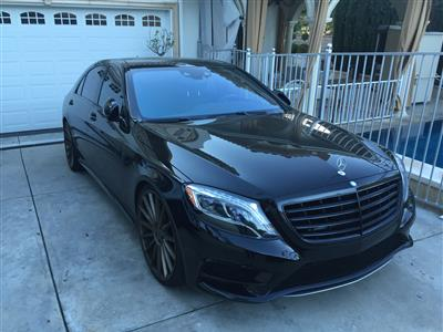 2016 Mercedes-Benz S-Class lease in Burbank,CA - Swapalease.com