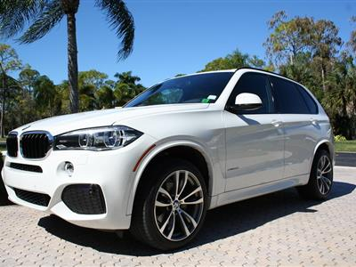 2015 BMW X5 lease in Naples,FL - Swapalease.com