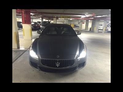 2015 Maserati Quattroporte lease in Highland Beach,FL - Swapalease.com