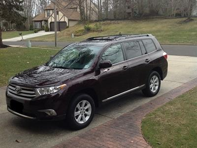 2012 Toyota Highlander lease in Voorhees,NJ - Swapalease.com