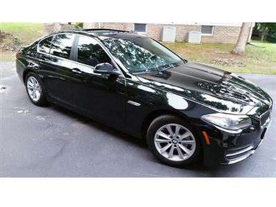 2014 BMW 5 Series lease in Washington,DC - Swapalease.com