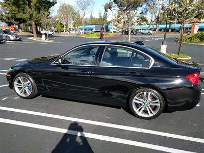 2015 BMW 3 Series lease in San Jose,CA - Swapalease.com